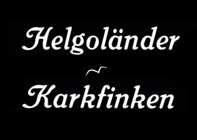 Helgoländer Karkfinken